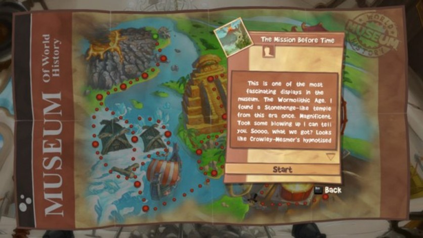 Screenshot 6 - Worms Clan Wars