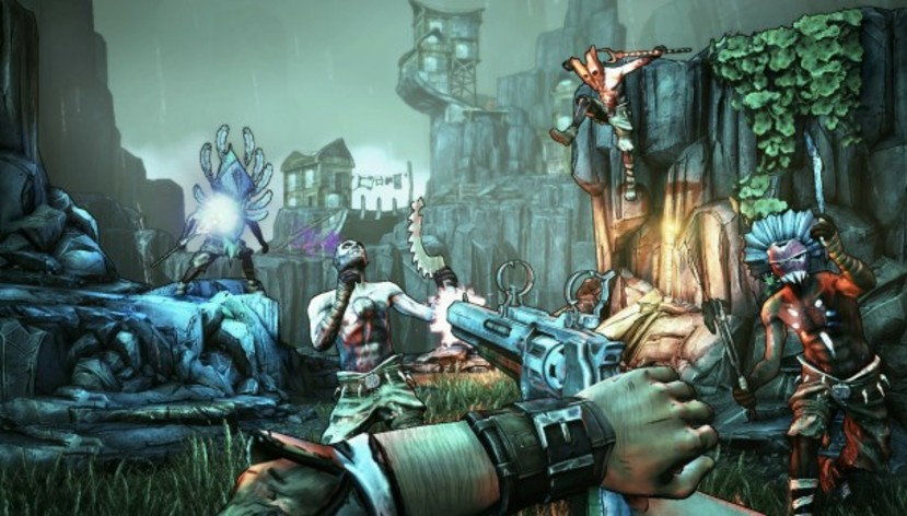 Screenshot 5 - Borderlands 2 Game of the Year Edition
