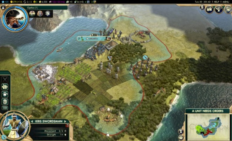 Screenshot 7 - Sid Meier's Civilization V: Brave New World