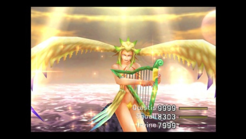 Screenshot 4 - FINAL FANTASY VIII