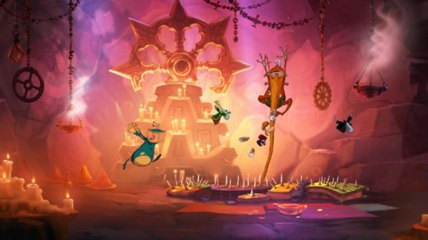 Screenshot 7 - Rayman Origins