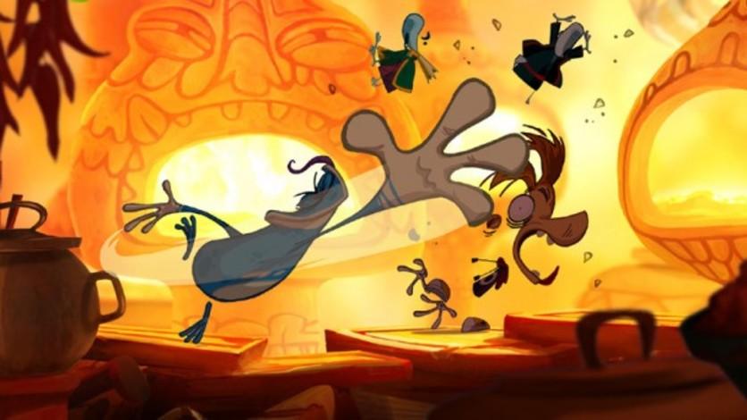 Screenshot 6 - Rayman Origins