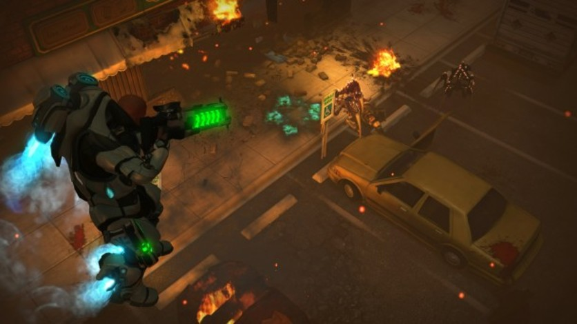 Screenshot 8 - XCOM: Enemy Unknown
