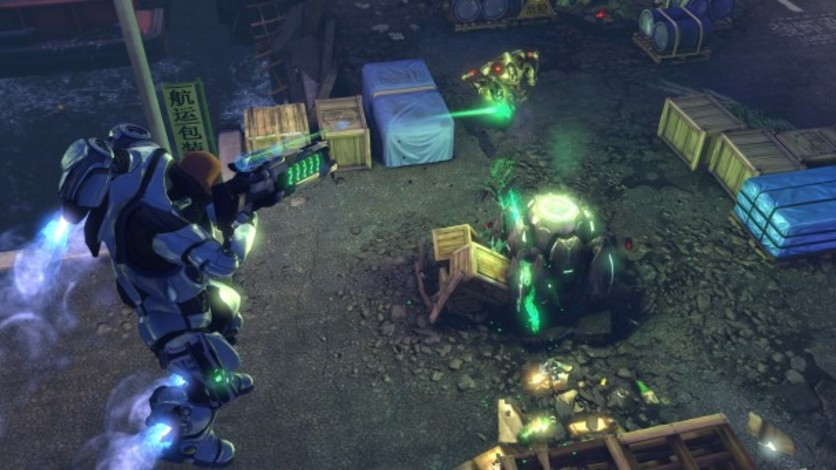 Screenshot 4 - XCOM: Enemy Unknown