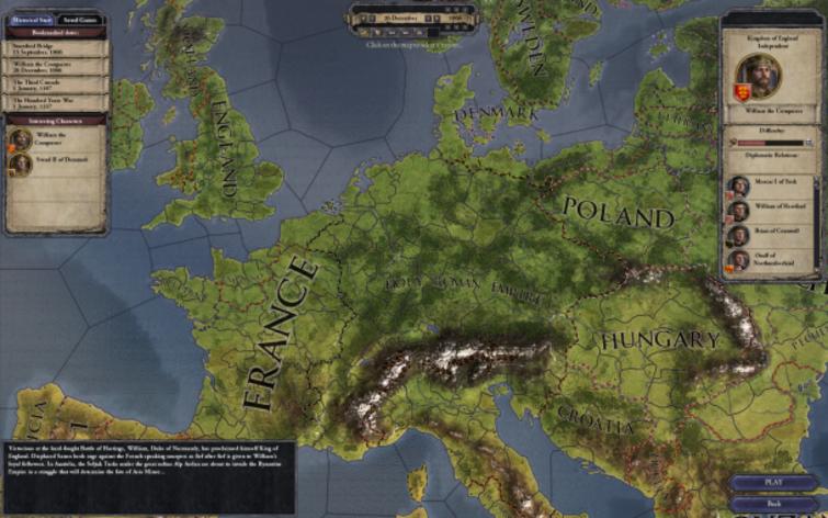 Screenshot 2 - Crusader Kings II: Songs of Faith