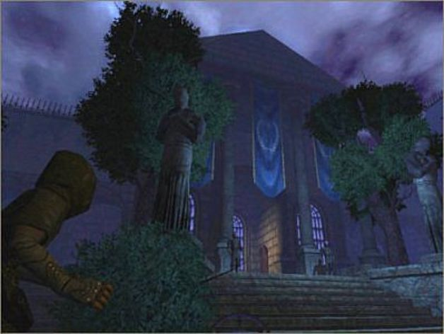 Screenshot 1 - Thief Deadly Shadows