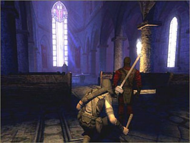 Screenshot 3 - Thief Deadly Shadows