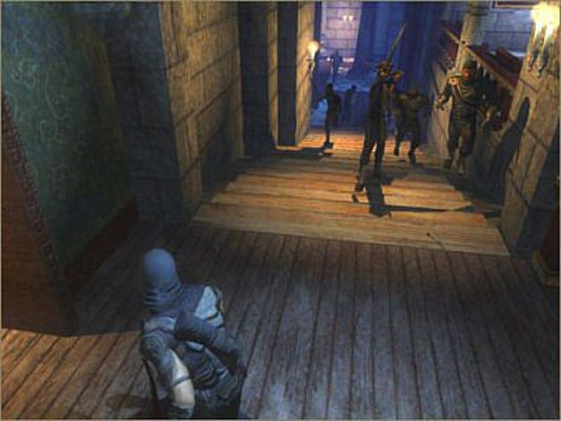 Screenshot 2 - Thief Deadly Shadows