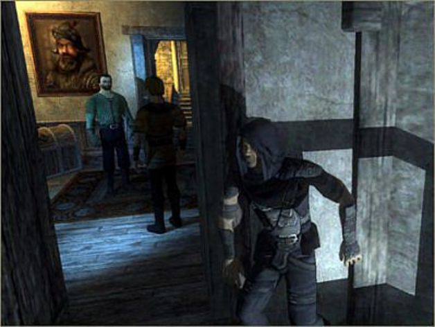 Screenshot 4 - Thief Deadly Shadows