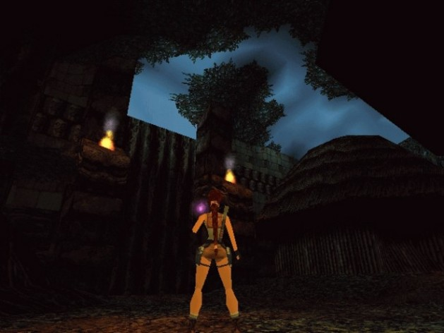 Screenshot 3 - Tomb Raider III