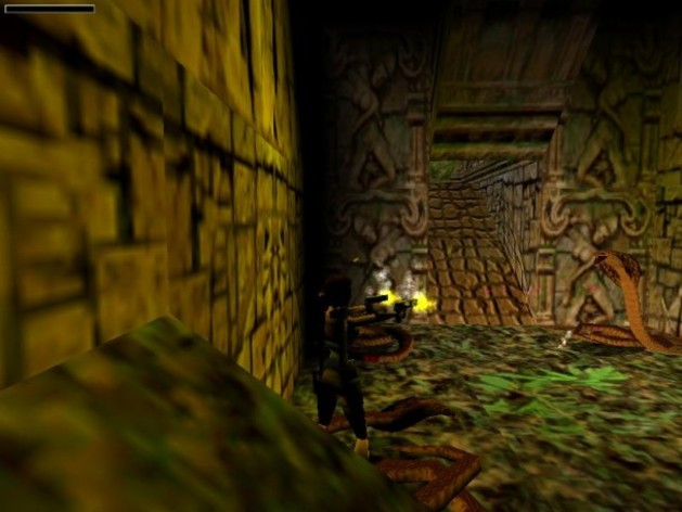 Screenshot 1 - Tomb Raider III