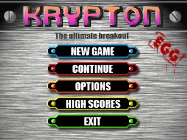 Screenshot 3 - Krypton Egg
