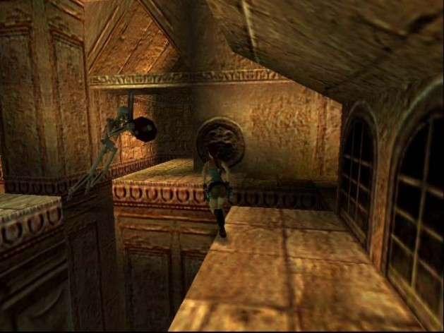 Screenshot 3 - Tomb Raider IV: The Last Revelation
