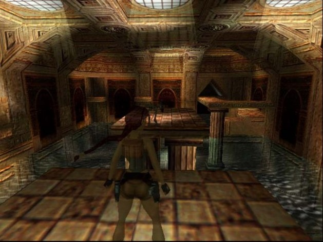 Screenshot 4 - Tomb Raider IV: The Last Revelation