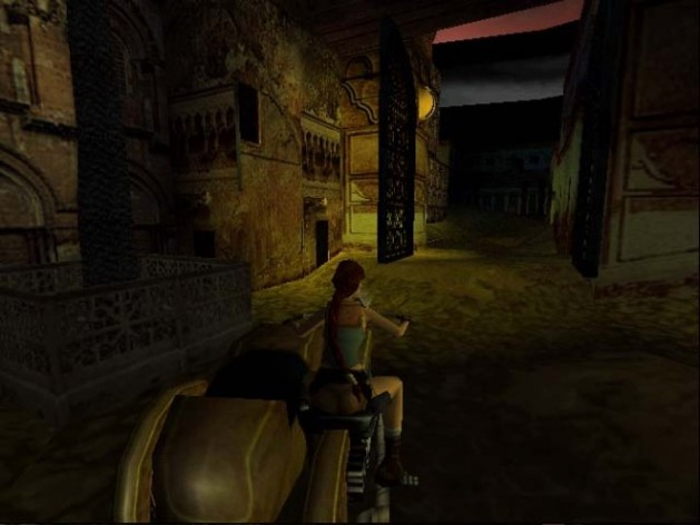 Screenshot 1 - Tomb Raider IV: The Last Revelation