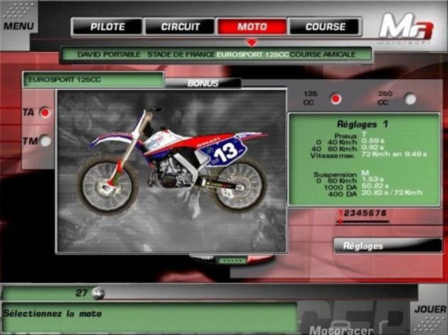 Screenshot 3 - Moto Racer 3 Gold Edition