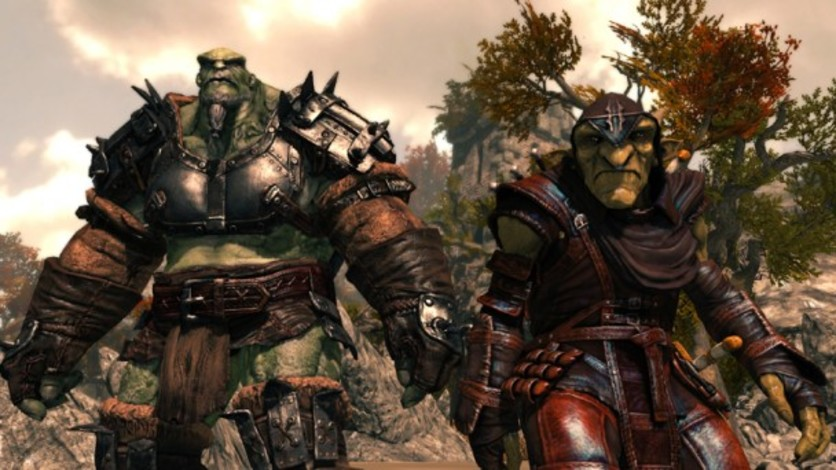 Screenshot 3 - Of Orcs and Men