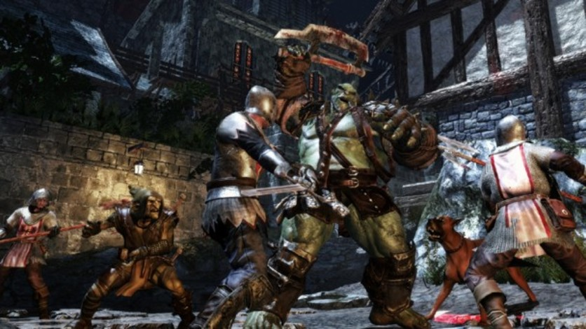 Screenshot 5 - Of Orcs and Men