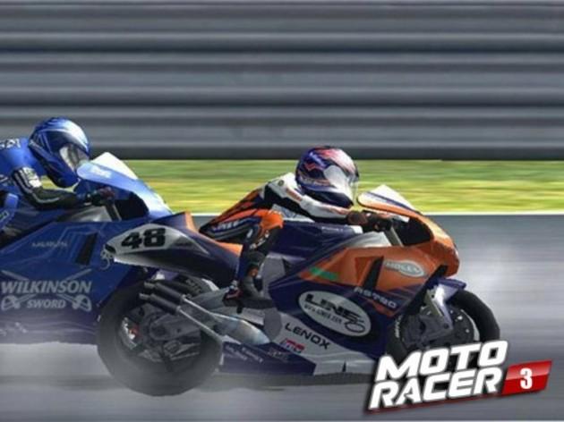 Screenshot 3 - Moto Racer Collection