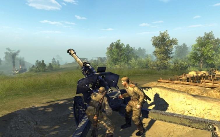 Screenshot 3 - Men of War: Condemned Heroes