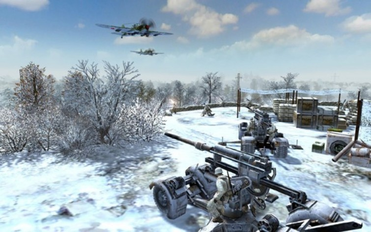 Screenshot 8 - Men of War: Condemned Heroes