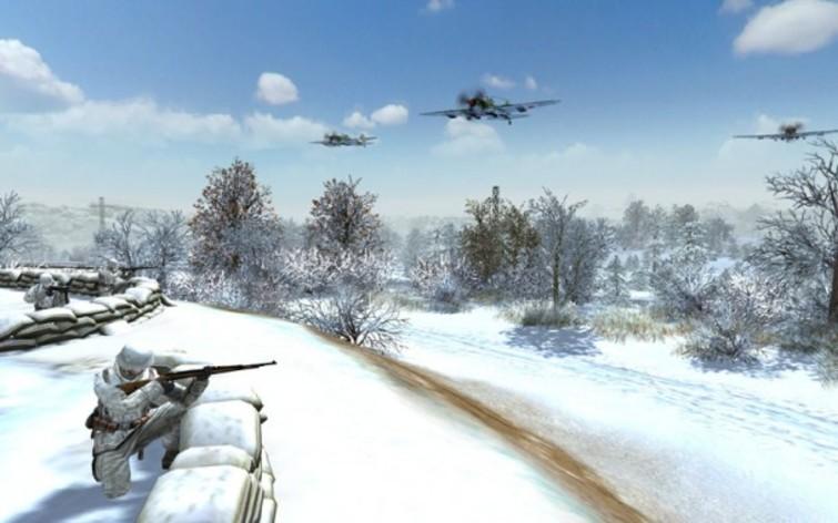 Screenshot 7 - Men of War: Condemned Heroes
