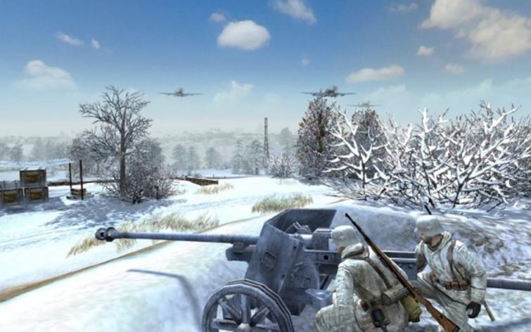 Screenshot 6 - Men of War: Condemned Heroes