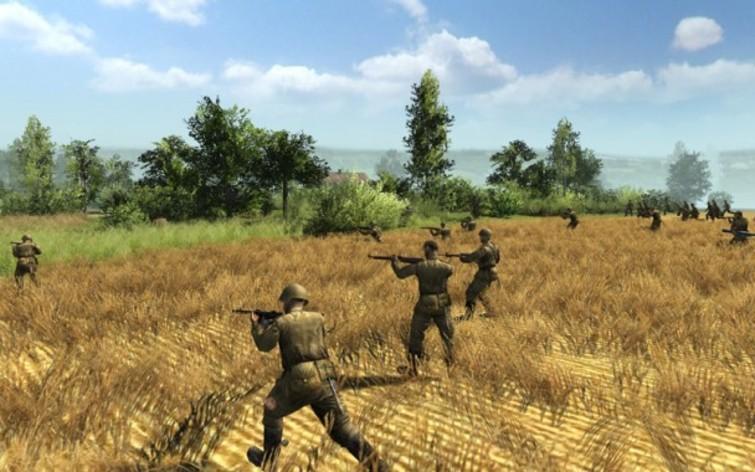 Screenshot 2 - Men of War: Condemned Heroes