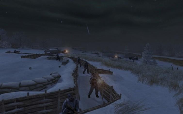 Screenshot 4 - Men of War: Condemned Heroes