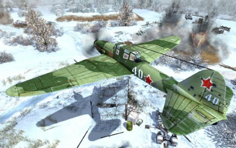 Screenshot 9 - Men of War: Condemned Heroes