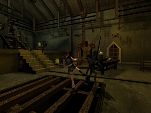 Screenshot 1 - Tomb Raider VI: The Angel of Darkness
