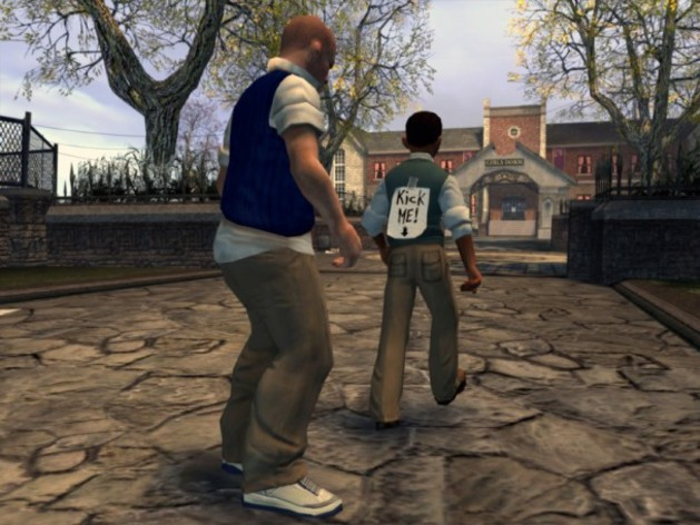 Screenshot 1 - Bully Scholarship Edition