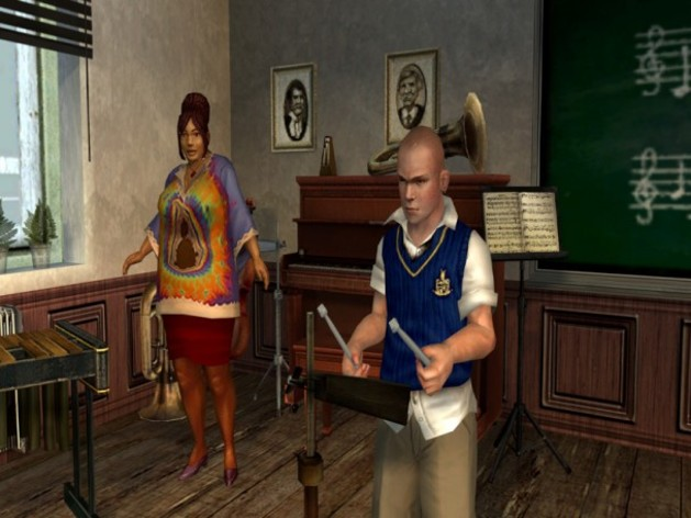 Screenshot 6 - Bully Scholarship Edition