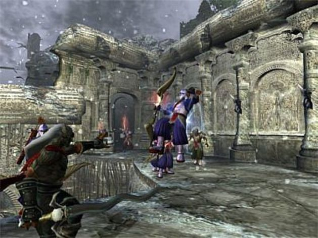 Screenshot 1 - Legacy of Kain: Defiance