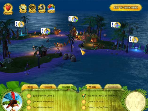 Screenshot 9 - Shaman Odyssey: Tropic Adventure
