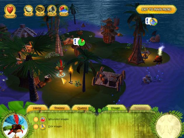 Screenshot 5 - Shaman Odyssey: Tropic Adventure