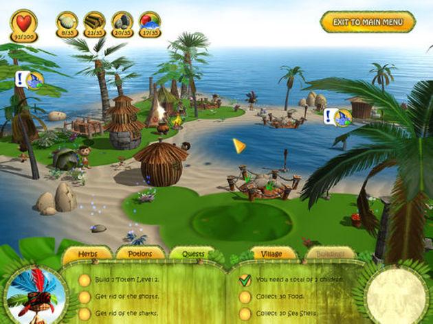 Screenshot 8 - Shaman Odyssey: Tropic Adventure