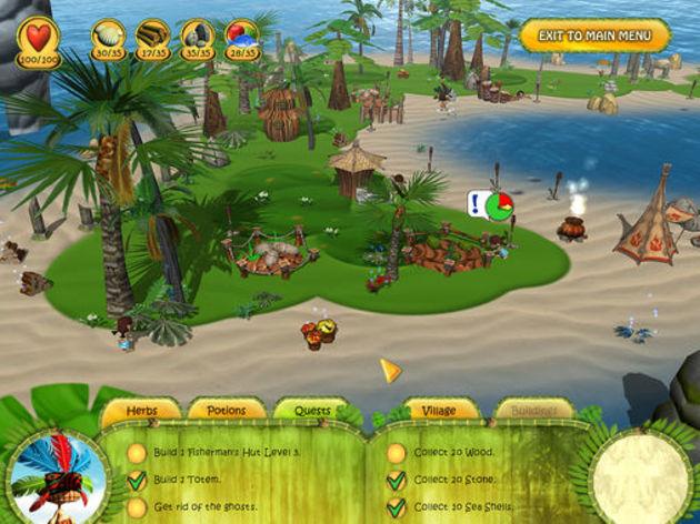 Screenshot 10 - Shaman Odyssey: Tropic Adventure