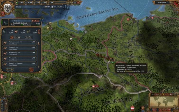 Screenshot 3 - Europa Universalis IV