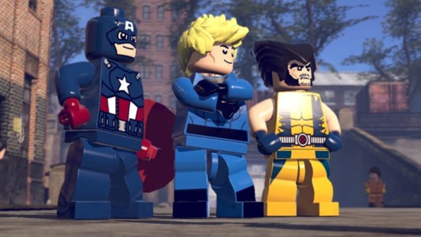 Screenshot 5 - LEGO Marvel Super Heroes