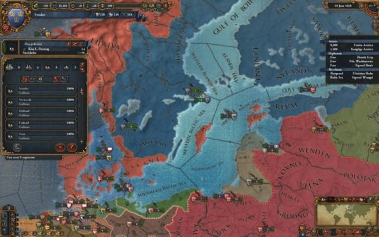 Screenshot 5 - Europa Universalis IV - Digital Extreme Edition