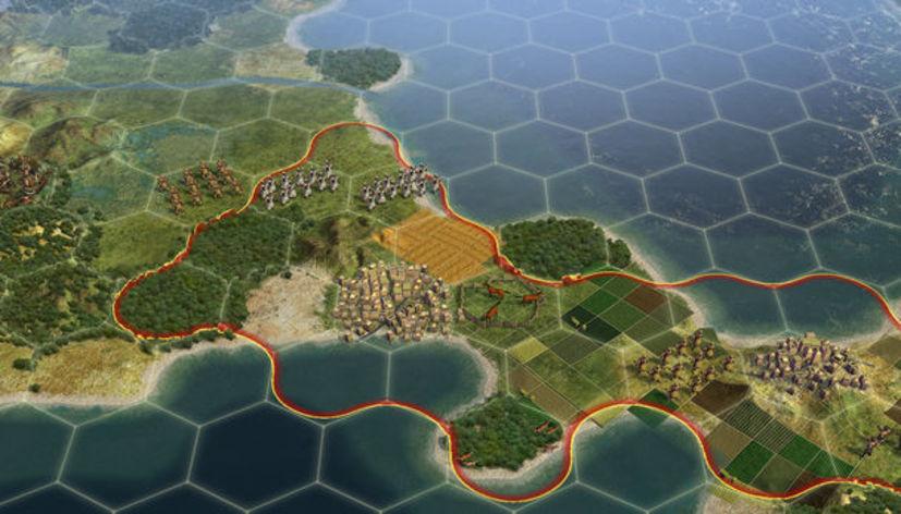 Screenshot 7 - Sid Meier's Civilization V