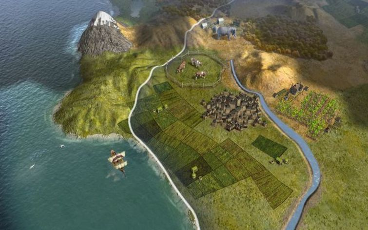 Screenshot 6 - Sid Meier's Civilization V