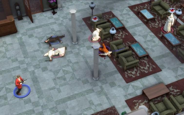 Screenshot 5 - Omerta - City of Gangsters