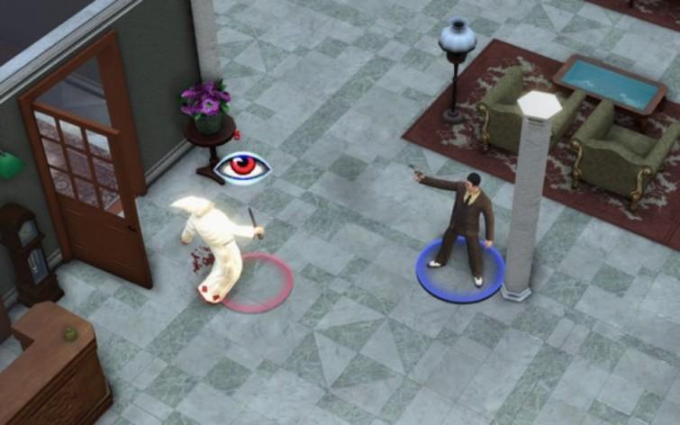 Screenshot 2 - Omerta - City of Gangsters
