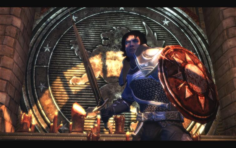Screenshot 8 - Dungeon Siege III