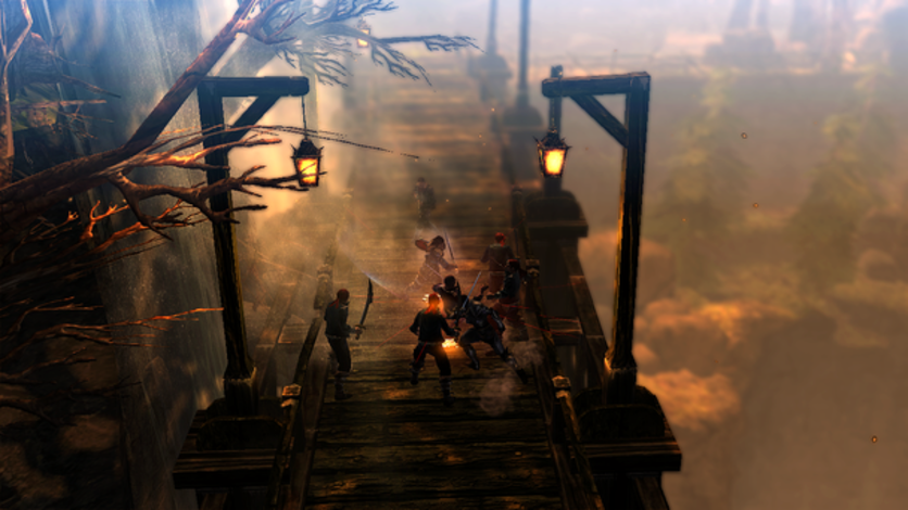 Screenshot 4 - Dungeon Siege III