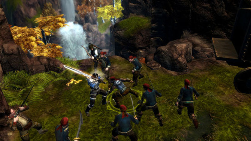 Screenshot 5 - Dungeon Siege III