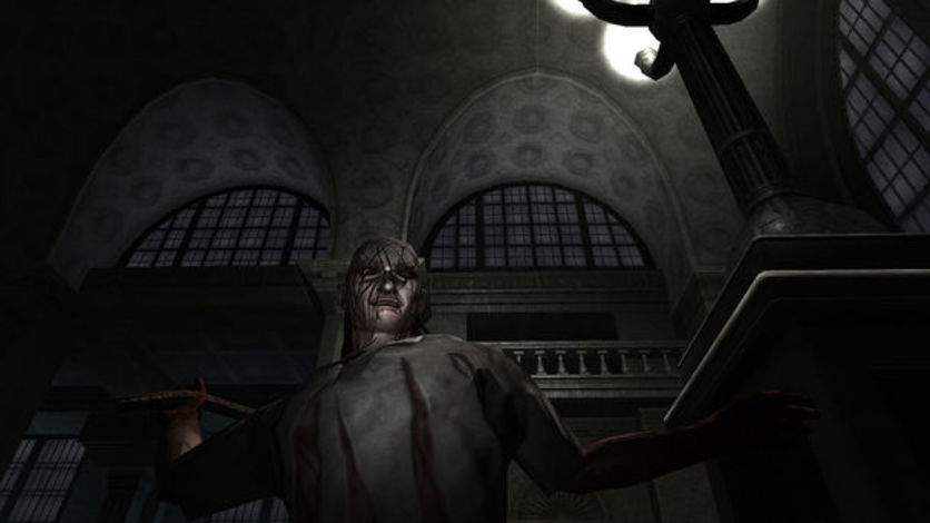 Screenshot 3 - Condemned: Criminal Origins