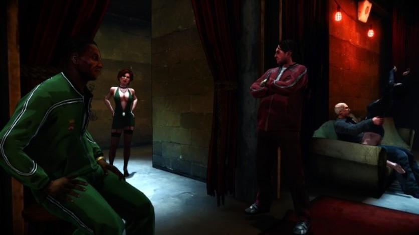 Screenshot 2 - The Darkness II